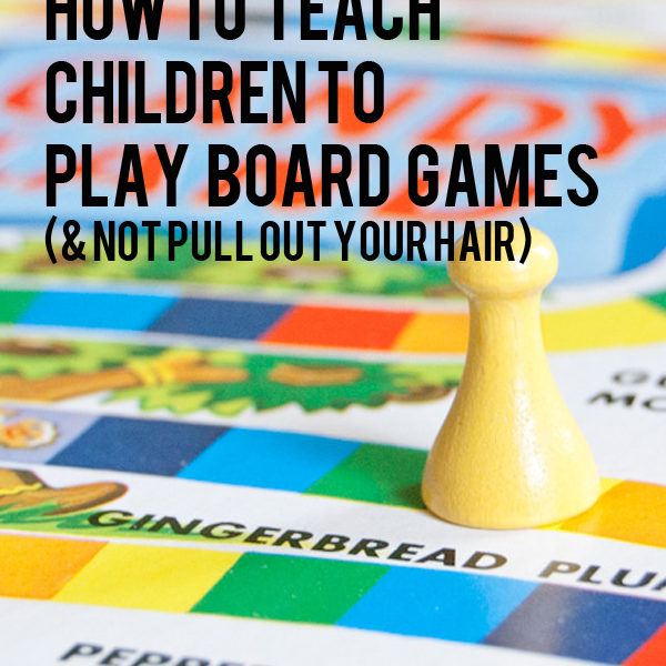 Tips on making board games fun for kids of all age and skill level by YourDayYourStyle.com