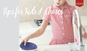 Teaching Kids to Do Chores - Your Day Your Style