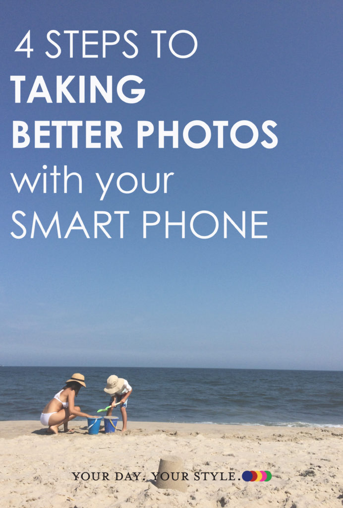 How to Take Good Photos with your Smart Phone
