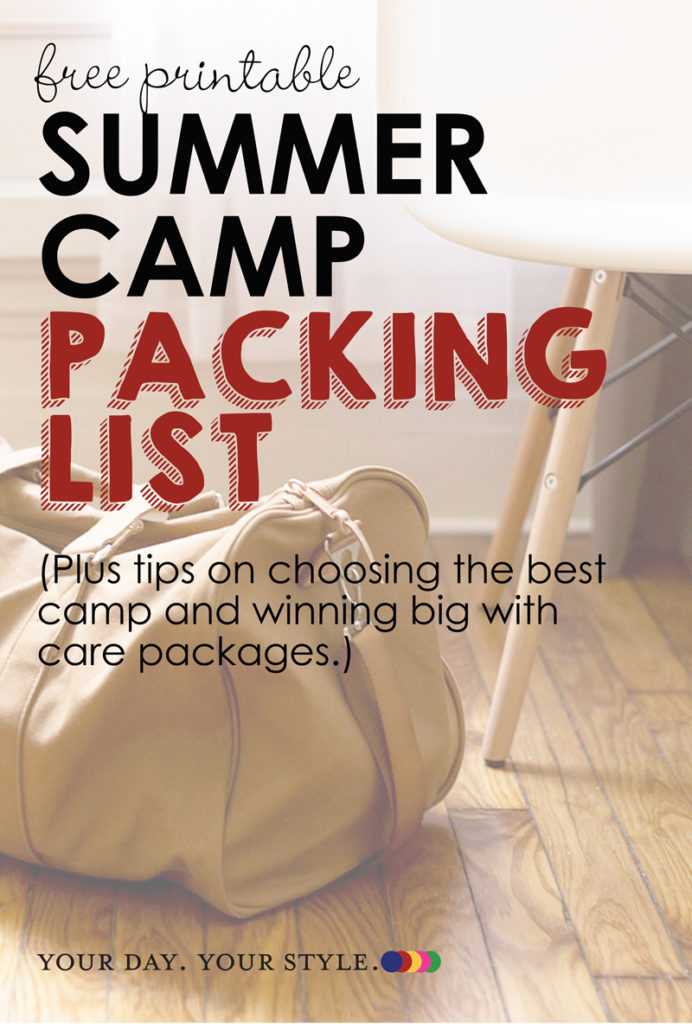 How to choose the best summer camp and what to pack for camp